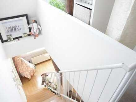 BI-WEST: Maisonettewohnung in der City