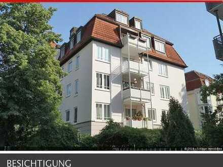 ***DRESDEN-STRIESEN*** Appartement nah zur Uniklinik mit Balkon/Aufzug/TG-Stellplatz!