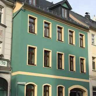 Erstbezug: attraktive 2,5 Raum Maisonette-Wohnung mit Balkon in Greiz