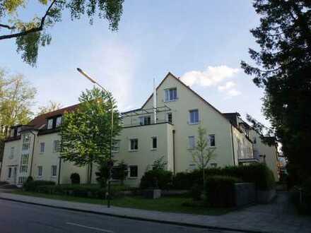 Top-Appartement 1,5 Z - neuwertig möbliert - in TOP-Lage Amperauen am Fuße des Dachauer Schlossbergs
