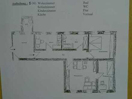 schöne, großzügige 3-Zimmer-Wohnung in Oelsnitz/Vogtland