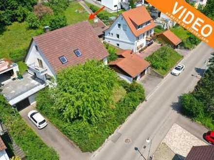 **Tolles Objekt in guter Lage**Großzügiges Wohnhaus mit 2 Garagen, Garten, Terrasse**Gechingen**