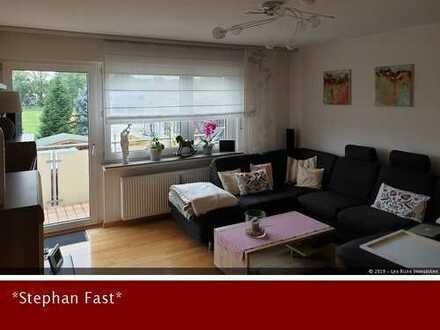 *Stephan Fast* 3 Zimmer Wohnung mit Balkon
