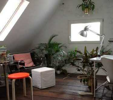 Schöne, helle 2-Zimmer Wohnung in Tübingen am Sternplatz!