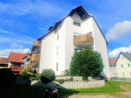 Geräumige Maisonettewohnung mit drei Balkonen