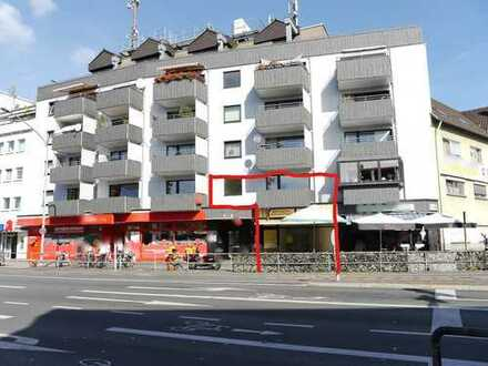 Geschäftslokal mit separater Bürofläche - Zentrum Porz-Urbach