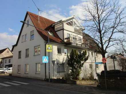 Wohnen wie im eigenen Haus- 4-Zimmer-Wohnung in in zentraler Lage von Unterweissach