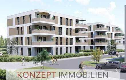 Wohnen am Ulmer Hofgut - Großzügige 4-Zimmer-Neubauwohnung