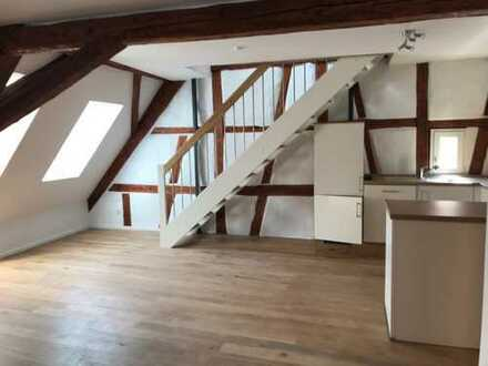 ++Bitte nur schriftl.anfragen++4,5 Maisonette Wohnung inkl.EBK mit Balkon im Zentrum Villingen