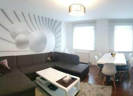 Schöne 4 Zimmerwohnung direkt im Stadtzentrum von Mannheim