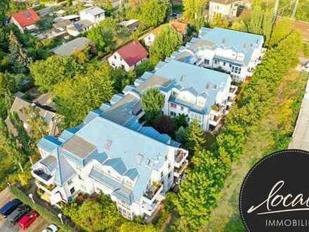 Kapitalanlage: Vermietete 3 Zimmer-Wohnung in Potsdam-Golm!