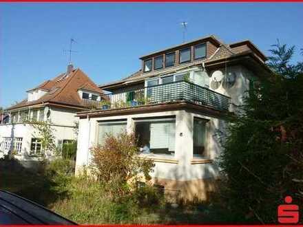Freistehendes Einfamilienhaus mit Charakter in repräsentativer Lage von Bessungen