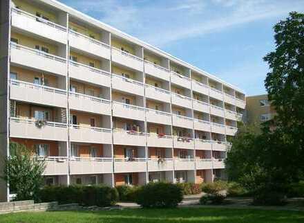 3-Raum-Wohnung mit Blick ins Grüne