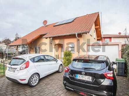 Hochwertiges EFH mit 2 Terrassen und Sonnengarten - zentrale und ruhige Lage