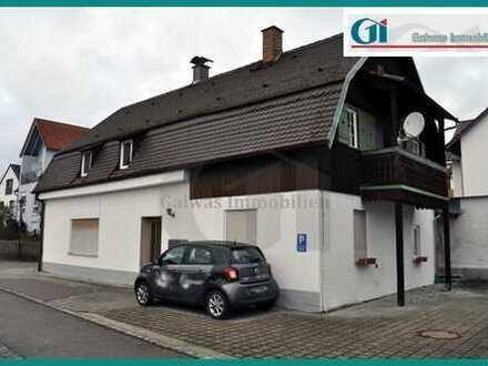 GI** Historische 4-Zi.-Wohnung im Herzen von Marzling