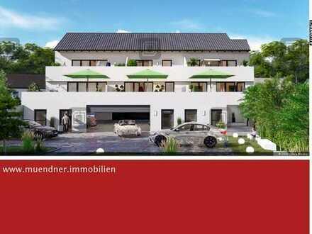 Für Kapitalanleger!!! - Neubau von zwei Mehrfamilienhäuser in zentraler Lage in Burglengenfeld