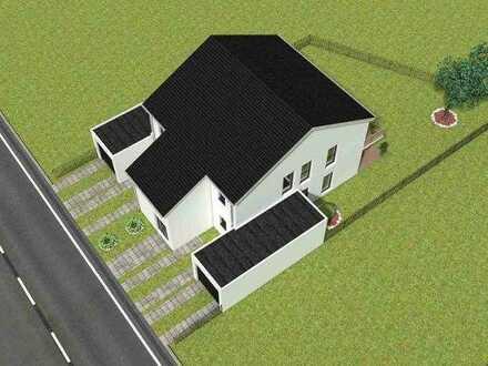 Wellen - 3 Zimmer Erdgeschosswohnung 101,60 m² - KfW 55 Standard mit Terrasse & Garage