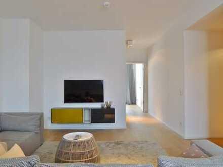 *Provisionsfrei* Stilvolle City-Wohnung mit exzellenter Ausstattung, Balkon & TG-Einzelparker