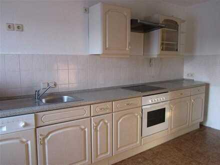 Wohnung mit Einbauküche, Wanne und Dusche !