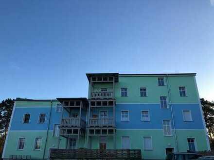 ***Komfortable 3-Zimmer-Wohnung mit Terrasse in Finow***