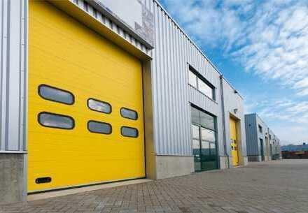 PROVISIONSFREI: ca. 1.100 qm Lager / Logistik | Rampe + ebenerdig | 6,50 m UKB !