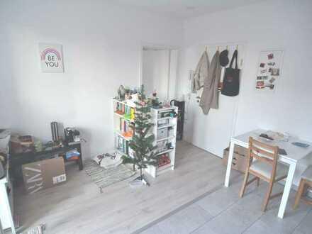 Helle 2 Zimmer Wohnung im Zentrum Metzingen