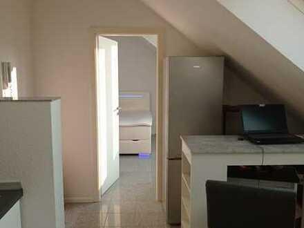 1 Zimmer DG Wohnung