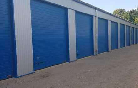 Garage Halle Lager Stellfläche Großraum Hobby Werkstatt Storage
