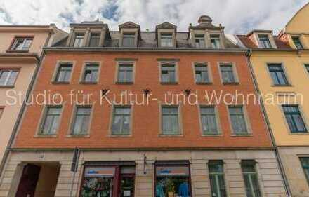 SfKW - Ab sofort - Kötzschenbroda - 51 m2 - Laden - Büro - Abstellraum - Vermietet