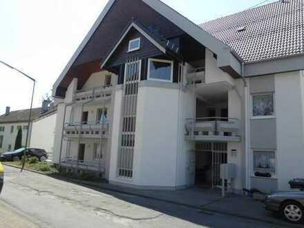 Zentral gelegene Wohnung für 2 Personen mit WBS