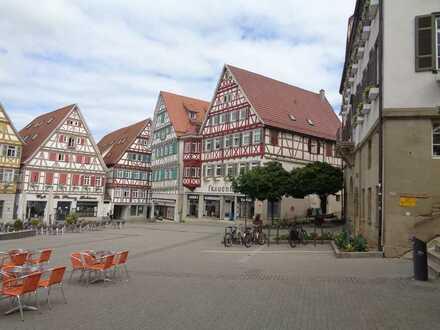 Ein besonderes Kleinod am Marktplatz Herrenberg