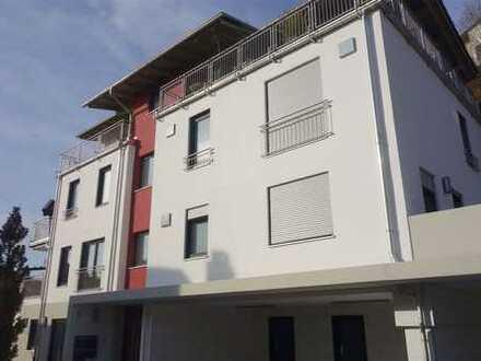 Neubau: Maisonette-Wohnung im Zentrum von Traunstein