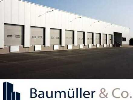 5.000 m² Logistik NEUBAU / CROSS-DOCK