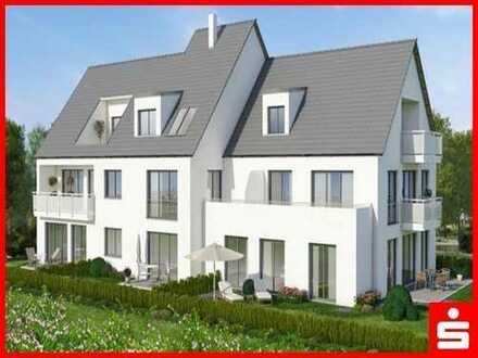Schicke Erdgeschosswohnung mit zwei Zimmern in Ingolstadt Süd-West