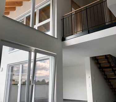 Erstbezug: ansprechende 4,5-Zimmer-Maisonette-Wohnung mit Einbauküche und Balkon in Heilbronn