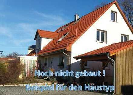 Erstbezug: attraktive 5-Zimmer-Doppelhaushälfte zur Miete in Wartenberg (Hohenschönhausen), Berlin