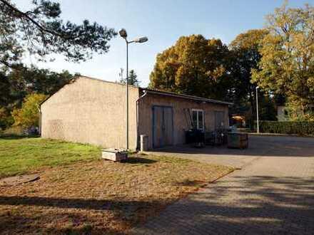 Gebäude für Werkstatt- oder Reperaturbetrieb zu vermieten
