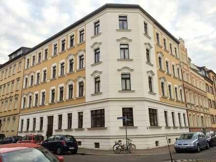 Attraktive, sanierte 2-Zimmer-Wohnung zum Kauf in Leipzig, provisionsfrei