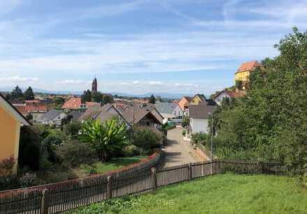 Aussicht - Aussicht - Aussicht !!! Baugrundstück in 77972 Mahlberg