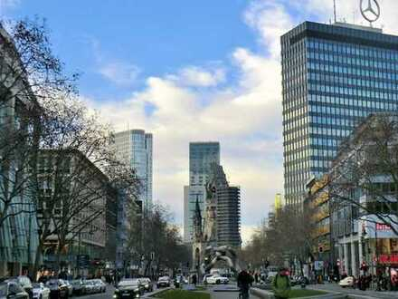 Bezugsfreie 3-Zimmer-Altbau-Wohnung, Nähe KaDeWe, Berlin-Schöneberg
