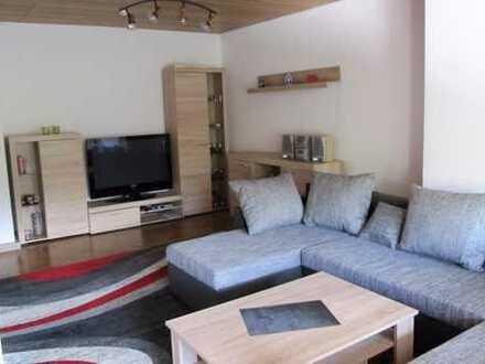 flexibel ab 1 Monat: löffelfertige 3-Zimmerwohnung mit Internet, TV, Waschmaschine, Trockner