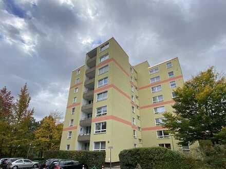 Gepflegte Eigentumswohnung mit ca. 84 m² Wohnfläche, 3 Zimmern,frisch saniertem Balkon