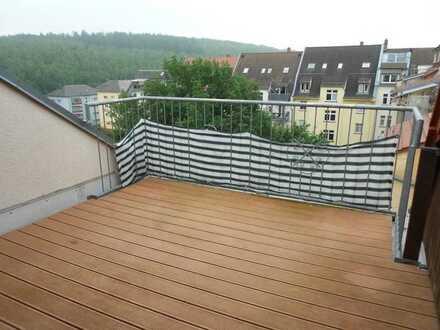 ++ Investition in die eigenen 4 Wände, große Dachterrasse, Maisonette, 4 Zimmer, Ostvorstadt ++