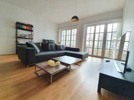 New build, furnished 2-room apartment incl. kitchen // Moderne 2-Zimmer Wohnung mit EBK