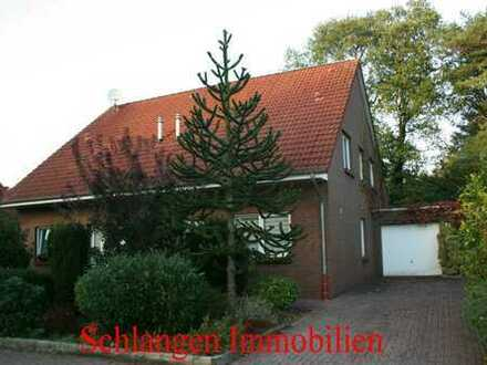 Objekt Nr.: 18/729 Doppelhaushälfte mit Garage im Seemannsort Barßel / OT Barßelermoor