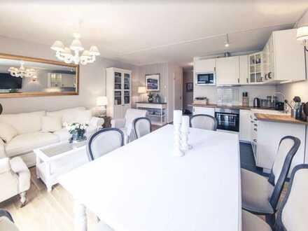 Möblierte Wohnung in Bestlage ab sofort frei. 1.430 €, 75 m², 2 Zimmer