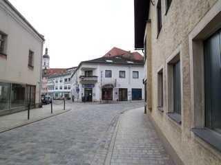 Ganzes Stadthaus in Bad Kötzing komplett zu vermieten