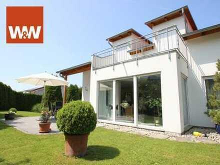 Genießen Sie das Privileg von Ruhe und guter Infrastruktur nahe Stuttgart - Einfamilienhaus mit ELW