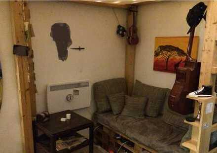 Gemütliche 1-Zimmer-Wohnung in Hannovers Südstadt
