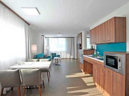 Echtes Sorglos Konzept - Komplett möblierte Suite - Stellplatz inklusive